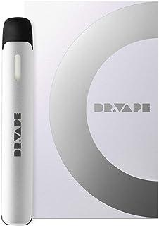 DR.VAPE ドクターベイプ Model 2 本体 シルバー 電子タバコ [ どくたーべいぷ ニコチン タール なし]