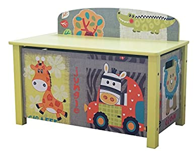 Liberty House Juguetes tf4820Kid Safari gran caja de juguete , color/modelo surtido