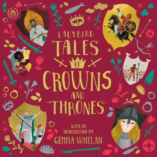 Ladybird Tales of Crowns and Thrones cover art