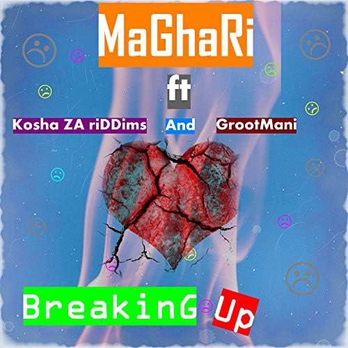 Maghari feat. Kosha ZA riDDims & GrootMani