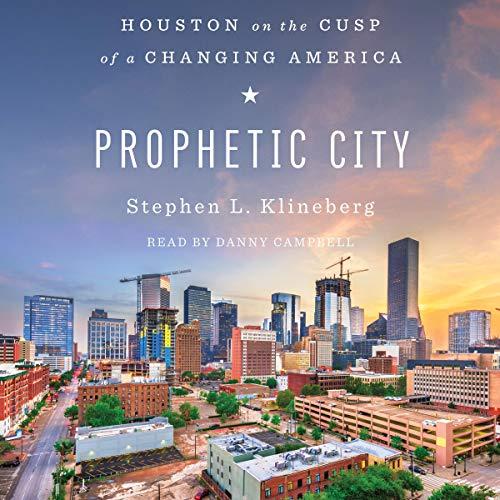 Prophetic City audiobook cover art