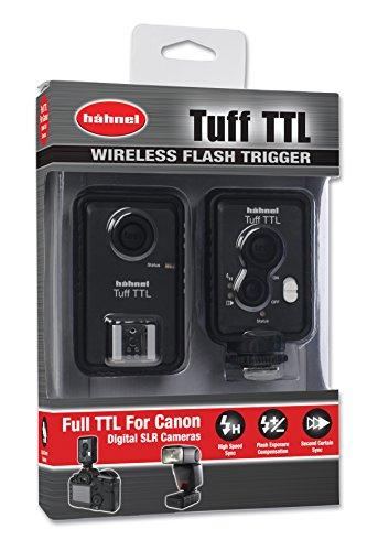 Hähnel Tuff TTL Funk Blitzauslöser-Set für Canon DSLR und Speedlight Blitzgeräte 2,4GHz