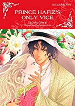 Prince Hafiz's Only Vice: Mills & Boon comics