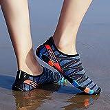 Aibabely Zapatos de playa, Hombres Mujeres Zapatos de Agua...