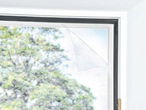 Preisvergleich Produktbild 3 x Pollenschutzgitter Pollenschutz Vlies 130x150cm Pollen Schutz + 3x Klettband