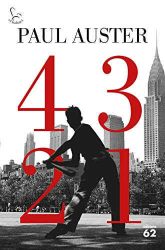 4 3 2 1 (Edició en català) (Catalan Edition) eBook: Auster, Paul ...