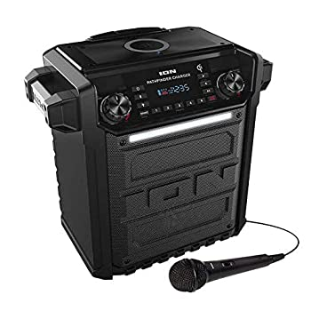 Ion Audio Pathfinder | High Power All-Weather Rechargeable Speaker  Renewed   Pathfinder Charger