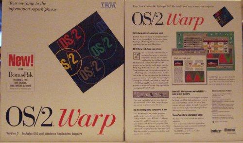OS/2 Warp V3 + Bonus Pack