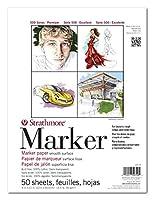 Strathmore Paper 597-9 500 Series Marker Pad [並行輸入品]