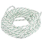 Mannial Recoil Starter Rope 12-Meter, Diameter: 4.0mm, Pull Cord for Husqvarna STIHL Sears