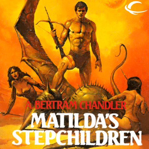 Matilda's Stepchildren audiobook cover art
