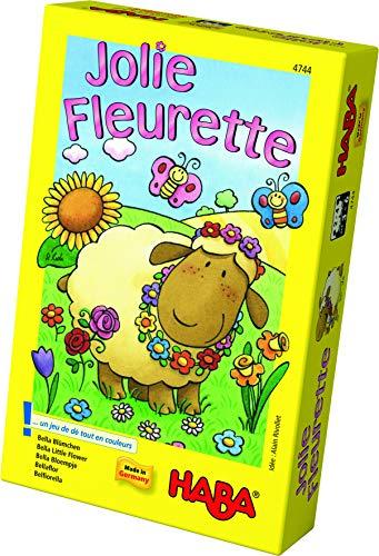 HABA- Jolie Fleurette, 004744