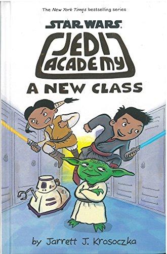 A New Class (Star Wars: Jedi Academy #4) (4)