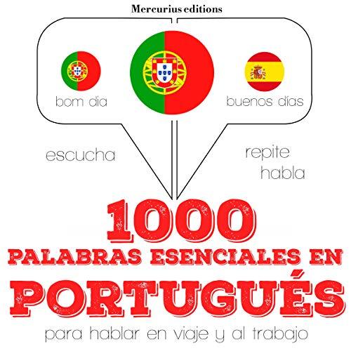 1000 palabras esenciales en portugués cover art
