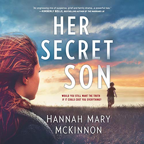 Her Secret Son Audiobook By Hannah Mary McKinnon cover art