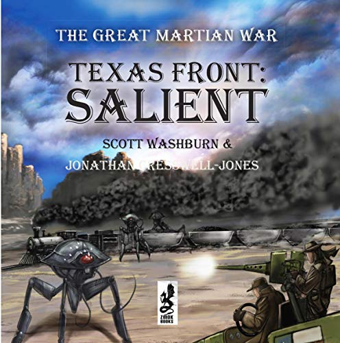 Couverture de The Texas Front: Salient