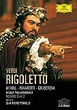 Verdi - Rigoletto (Wixell - Pavarotti - Gruberova) [Alemania] [DVD]