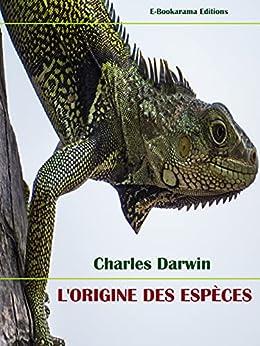L'Origine des espèces (French Edition) por [Charles Darwin]