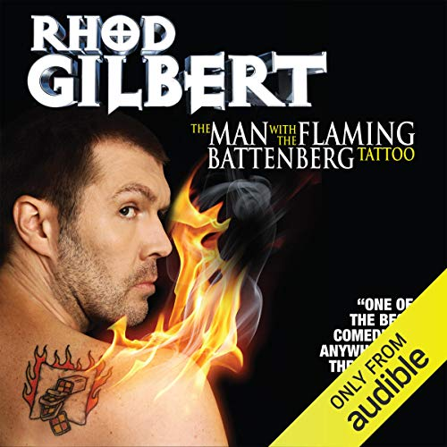 The Man with the Flaming Battenberg Tattoo cover art