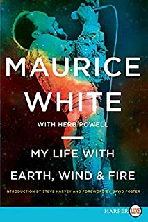 My Life With Earth, Wind & Fire [Large Print]
