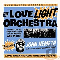 The Love Light Orchestra Ft Jo