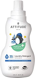 Attitude Laundry Detergent - Natural - 35 loads Soothing Chamomile Night - 1.05L