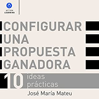 Configurar una Propuesta Ganadora [Set up a Winning Proposal] cover art