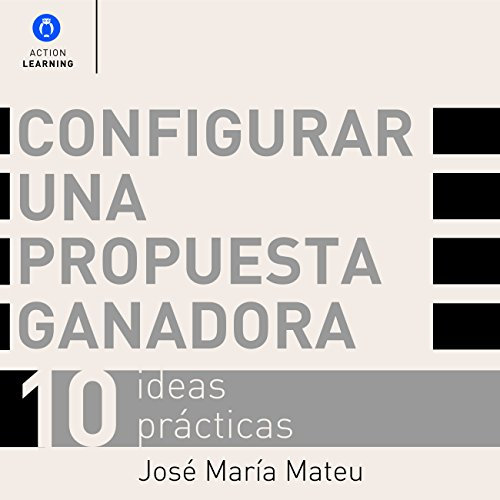Configurar una Propuesta Ganadora [Set up a Winning Proposal] audiobook cover art