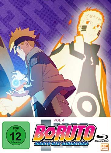 Boruto: Naruto Next Generations - Volume 4 (Episode 51-70) [Blu-ray]