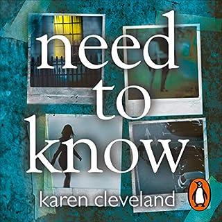 Need to Know                   De :                                                                                                                                 Karen Cleveland                               Lu par :                                                                                                                                 Mia Barron                      Durée : 9 h et 39 min     1 notation     Global 5,0