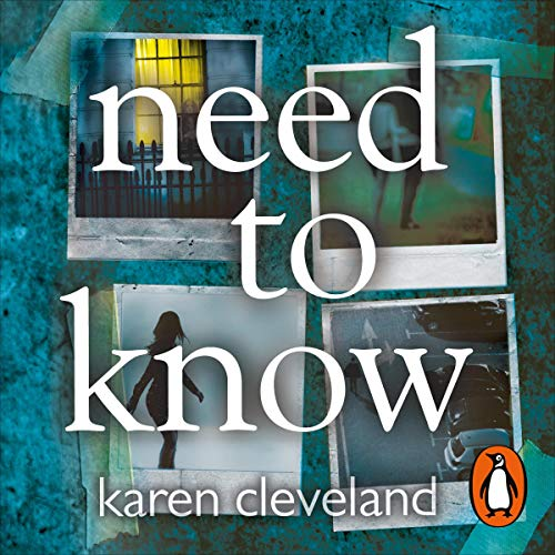 Need to Know cover art