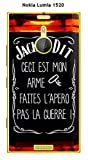 ONOZO Phone Case Nokia Lumia 1520 Design For You Jack Said