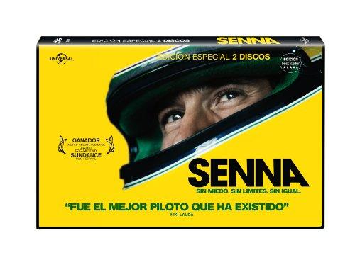 Senna - Edición Horizontal [DVD]
