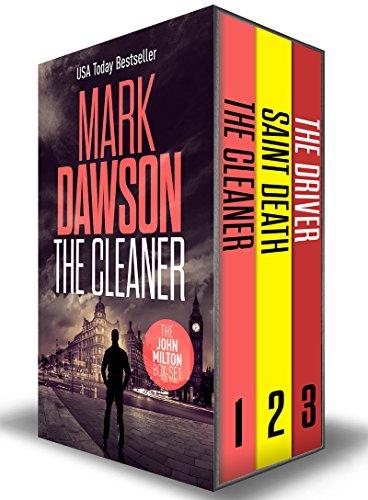 The John Milton Series: Books 1-3 (The John Milton Series Boxset Book 1) (English Edition)