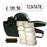 Preisauszeichner Set: Datumsauszeichner Jolly C8 für 26x12 inkl. 15.000 HUTNER
