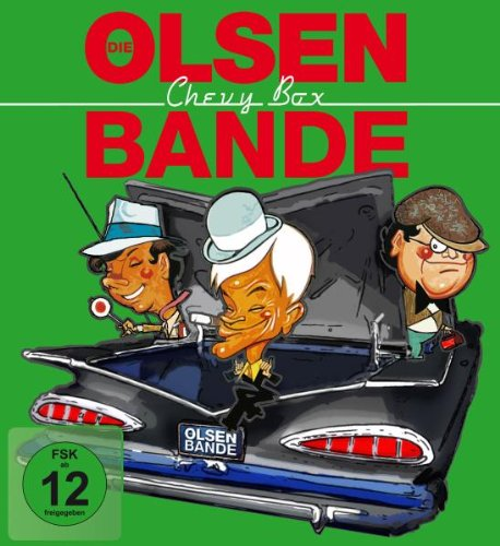 Die Olsenbande - Chevy Box [Limited Edition] [15 DVDs]