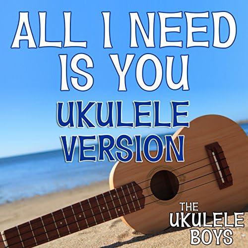The Ukulele Boys