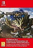 Monster Hunter Rise Deluxe Kit [Pre-Load] | Nintendo Switch - Código de descarga