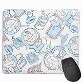 ドラえもん マウスパッド ゲーミング オフィス最適 高級感 おしゃれ耐久性が良 付着力が強い30x25x0.3cm