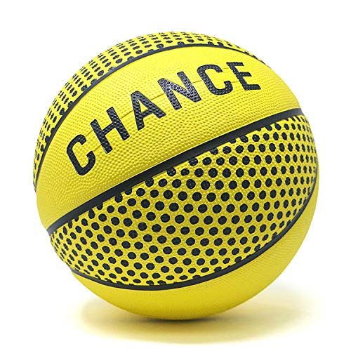 Review Of Chance Premium Rubber Outdoor/Indoor Basketball (Size 5 Kids & Youth, 6 WNBA Womens, 7 Men...