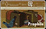 Prophila Collection Belgio 90 20 unità 1990 Carte vacances (Schede telefoniche per i Coll...