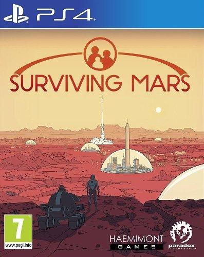 Surviving Mars PS4 [