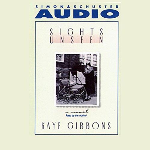 Sights Unseen audiobook cover art