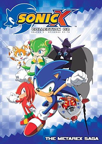 Sonic X: Complete Season 3