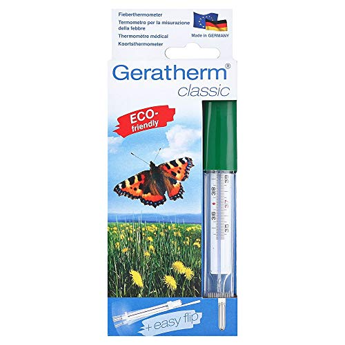 Geratherm classic mit easy flip in HFS Fierbethermometer, 1
