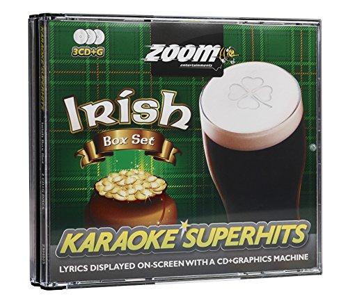 Zoom Karaoke CD+G - Irish Superh...