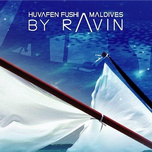 Huvafen Fushi Maldives By Ravin (CD + DVD)