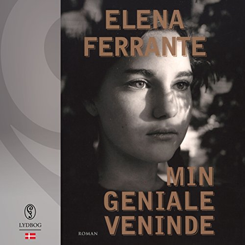 Min geniale veninde audiobook cover art