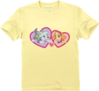 Paw Patrol BFF Love Everest & Skye Toddler Kids T-Shirt
