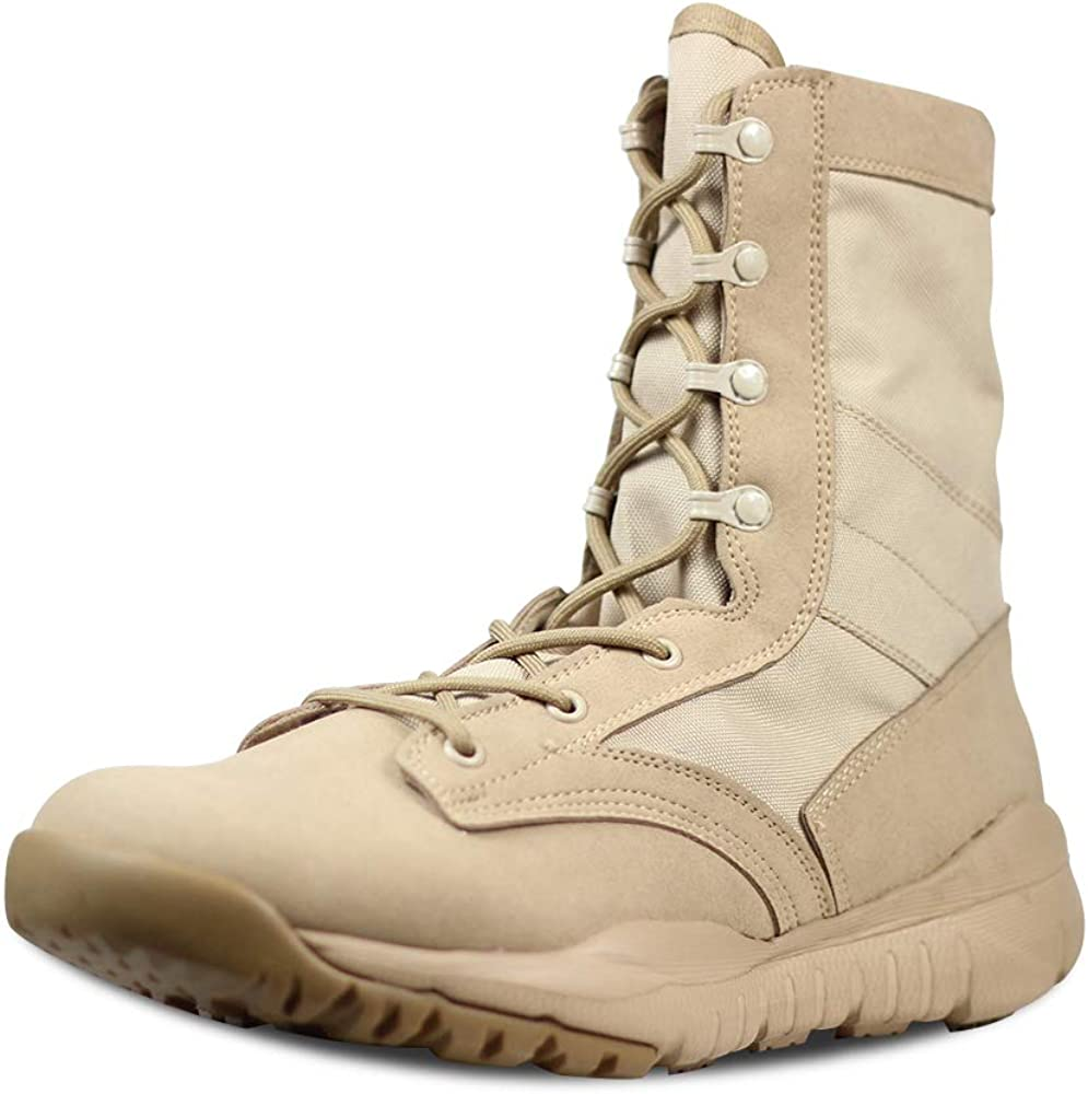 PANY Men's Military trend rank Tactical Jungle Today's only Outdoor Boots Com Breathable